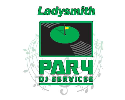 Ladysmith school dance and wedding  DJ - Par 4 DJ Services